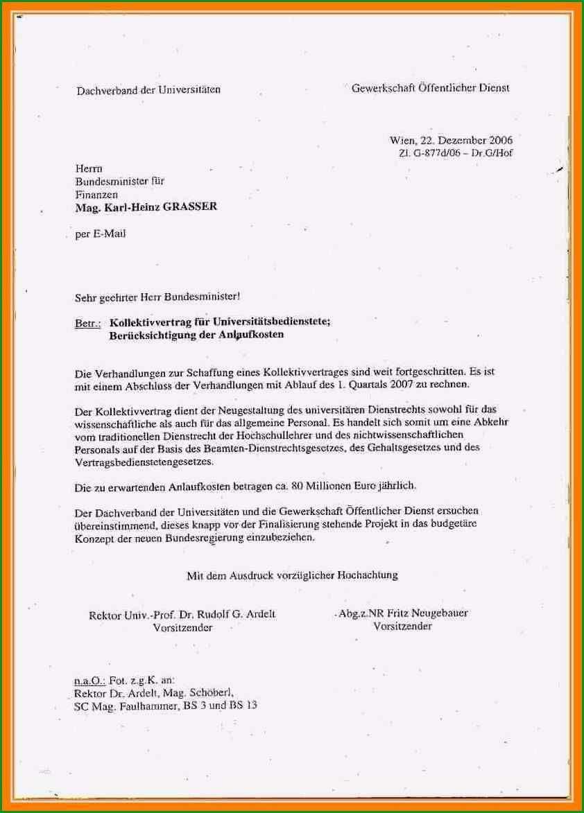 offizielles schreiben vorlage briefe muster brief magdaleneboatclub 5