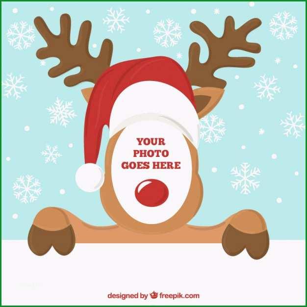 weihnachten rentier vorlage