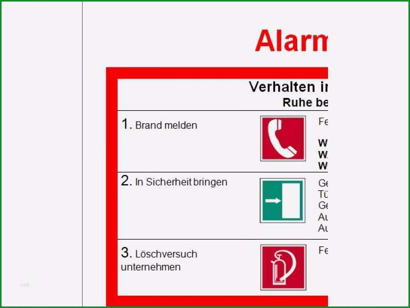 15 alarmplan muster