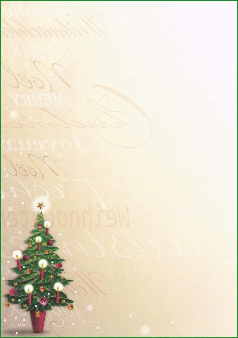18 vorlage briefpapier weihnachten