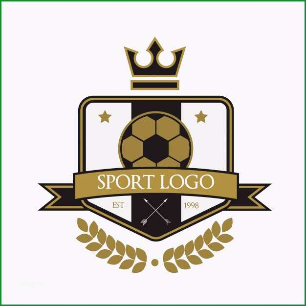 sport logo vorlage