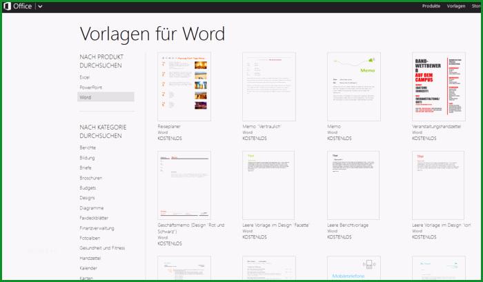 Außergewöhnlich Word Vorlagen Kostenlos Download