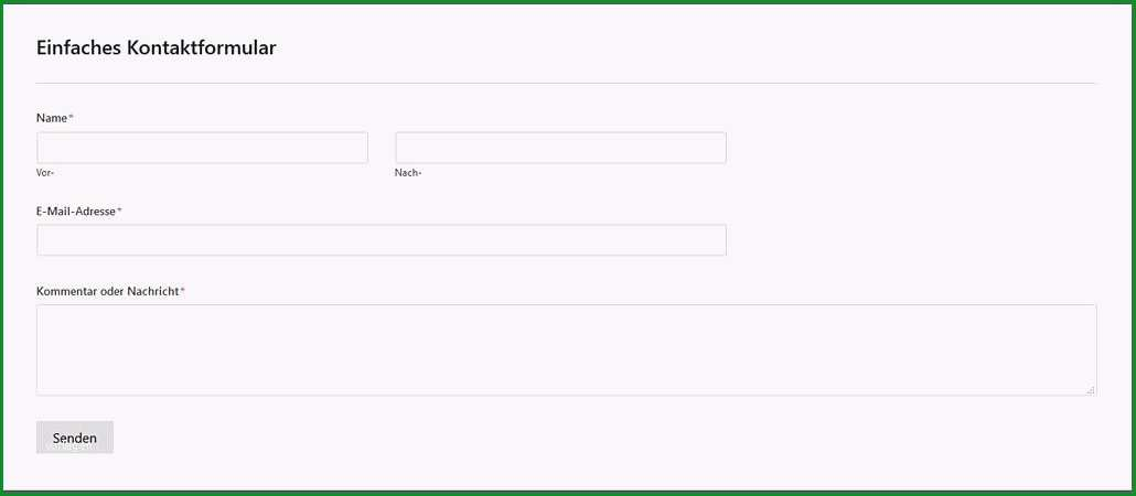 wpforms das bessere formular plugin