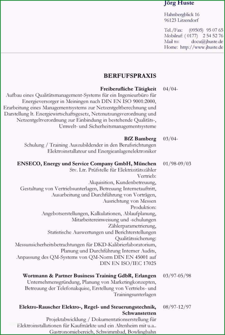 ausfuhrlicher lebenslauf formulierungen und muster ausfuhrlicher lebenslauf muster pdf