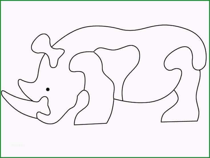 Ausgezeichnet Dekupiersäge Vorlagen Kostenlos Ausdrucken Tiere Einhorn