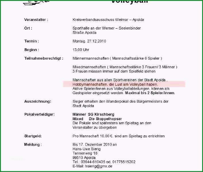 Ausgezeichnet Einladung Schreiben Vorlage Einzigartig Einladung