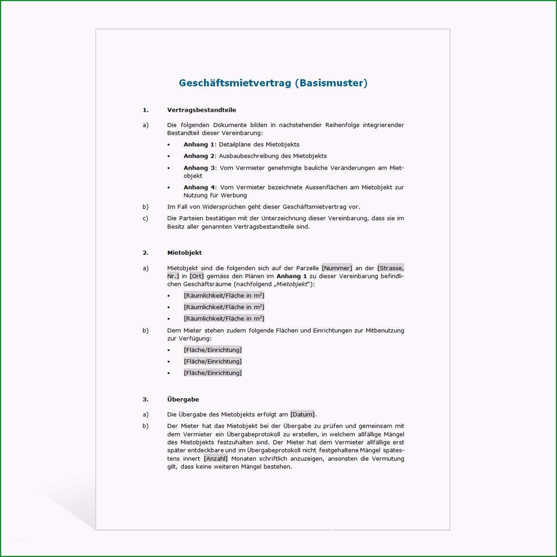kundigung mietvertrag vorlage 2