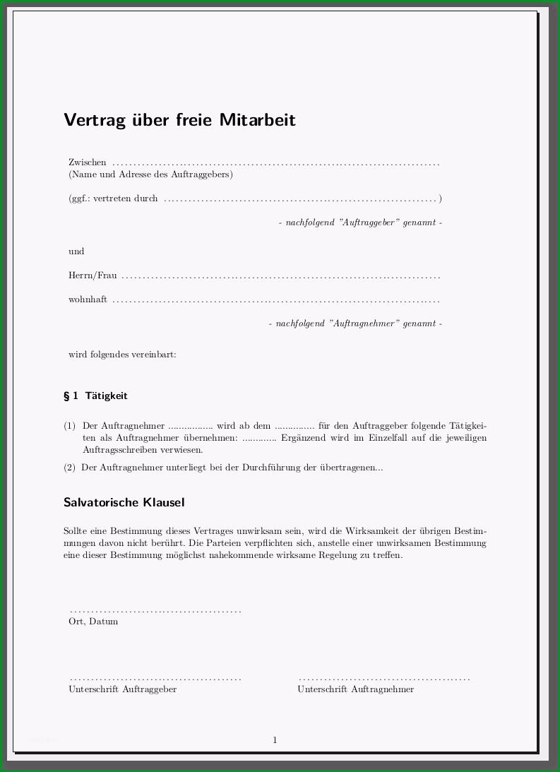 Ausgezeichnet Latex Vorlage Für Verträge – Meinnoteblog S Blog