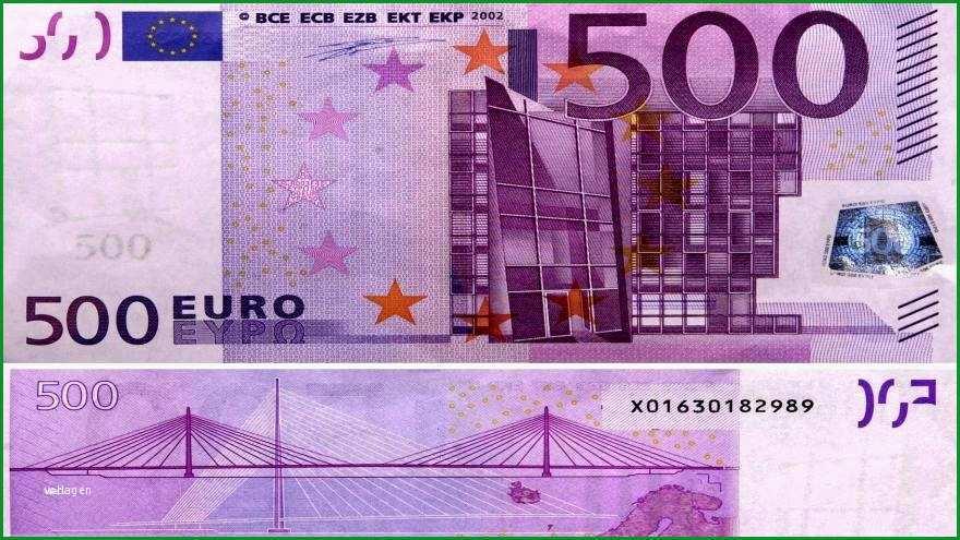 km geld abrechnung vorlage gut groste banknote ezb denkt uber 500 euro schein