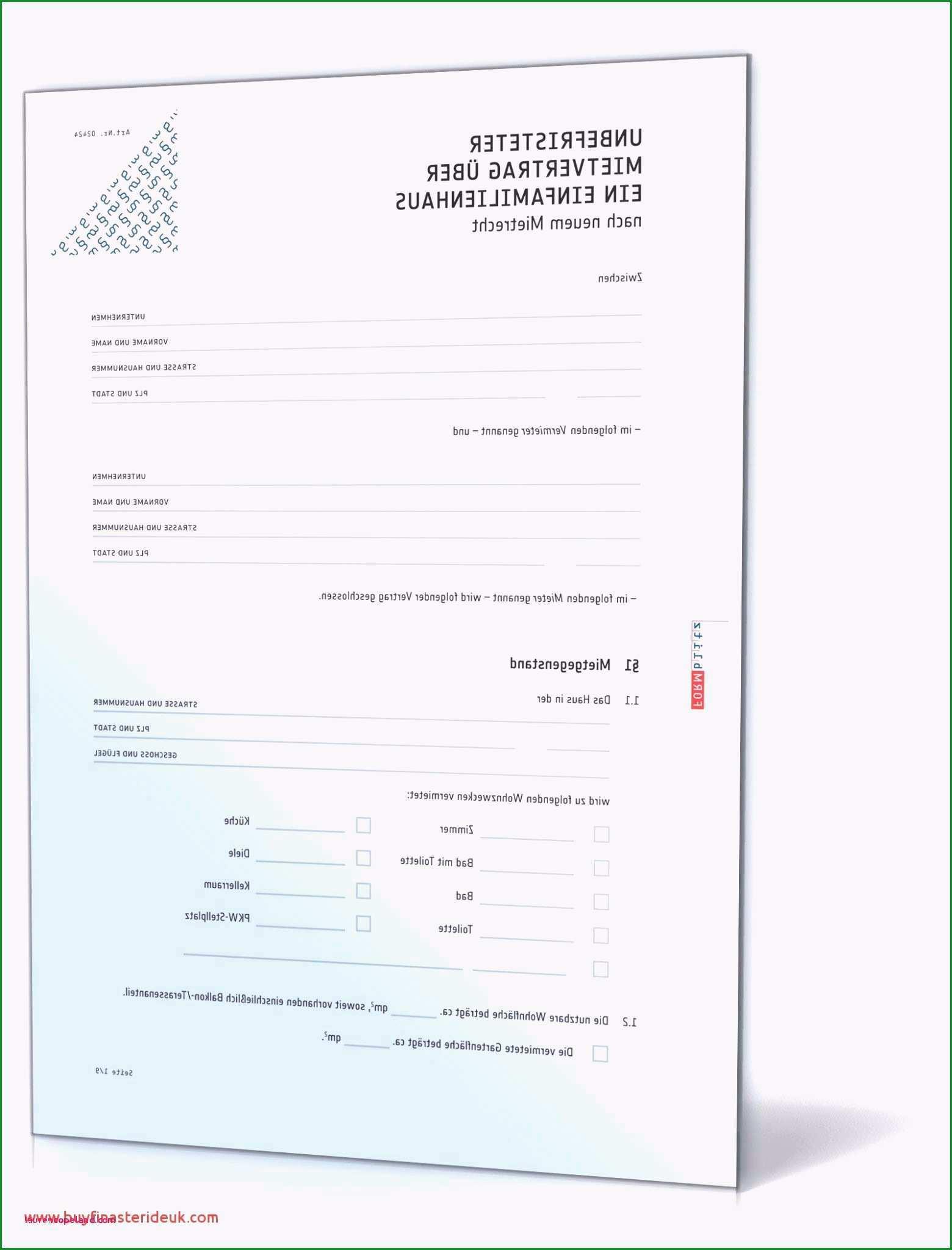 kundigung vorlage pdf buergschaft miete pdf neu einzigartiges 35 muster kuendigung