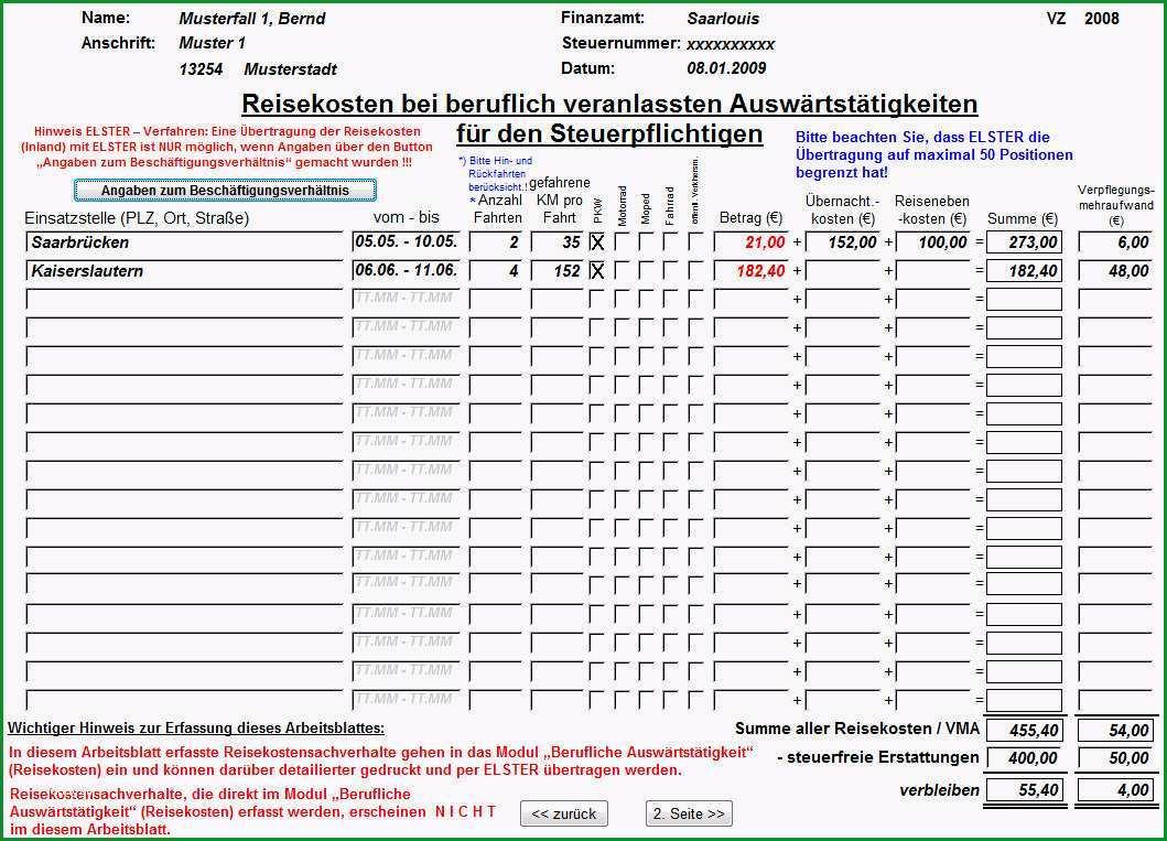 reisekostenabrechnung vorlage finanzamt grosszuegig spesenabrechnungsvorlage fotos entry level resume