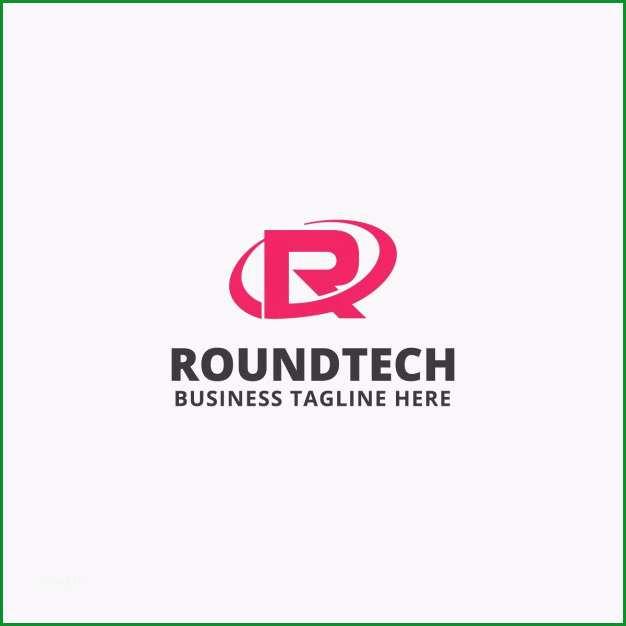 roundtech logo vorlage
