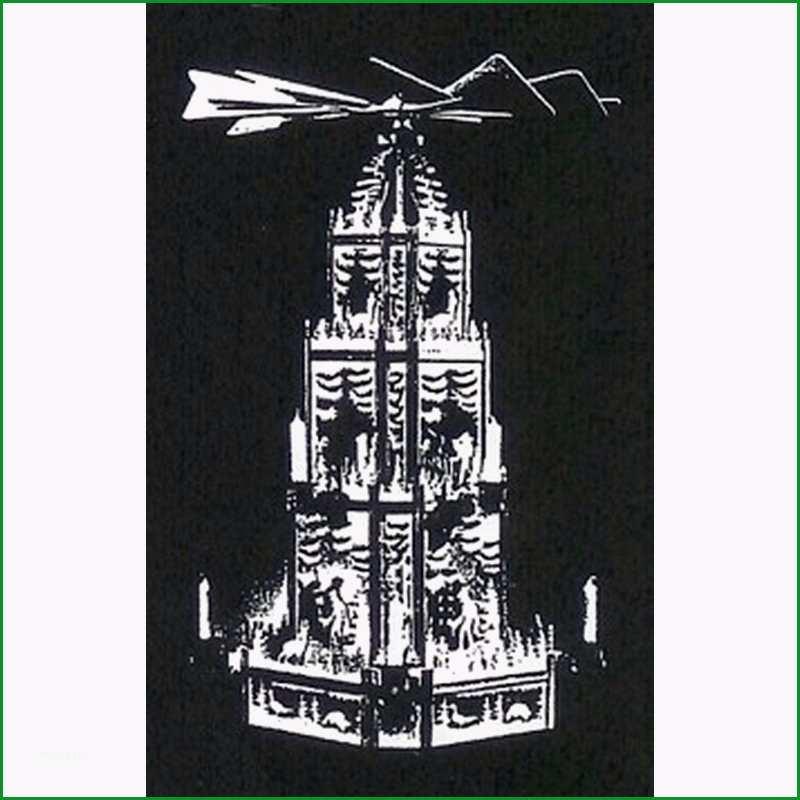 Vorlage 505 Weihnachtspyramide