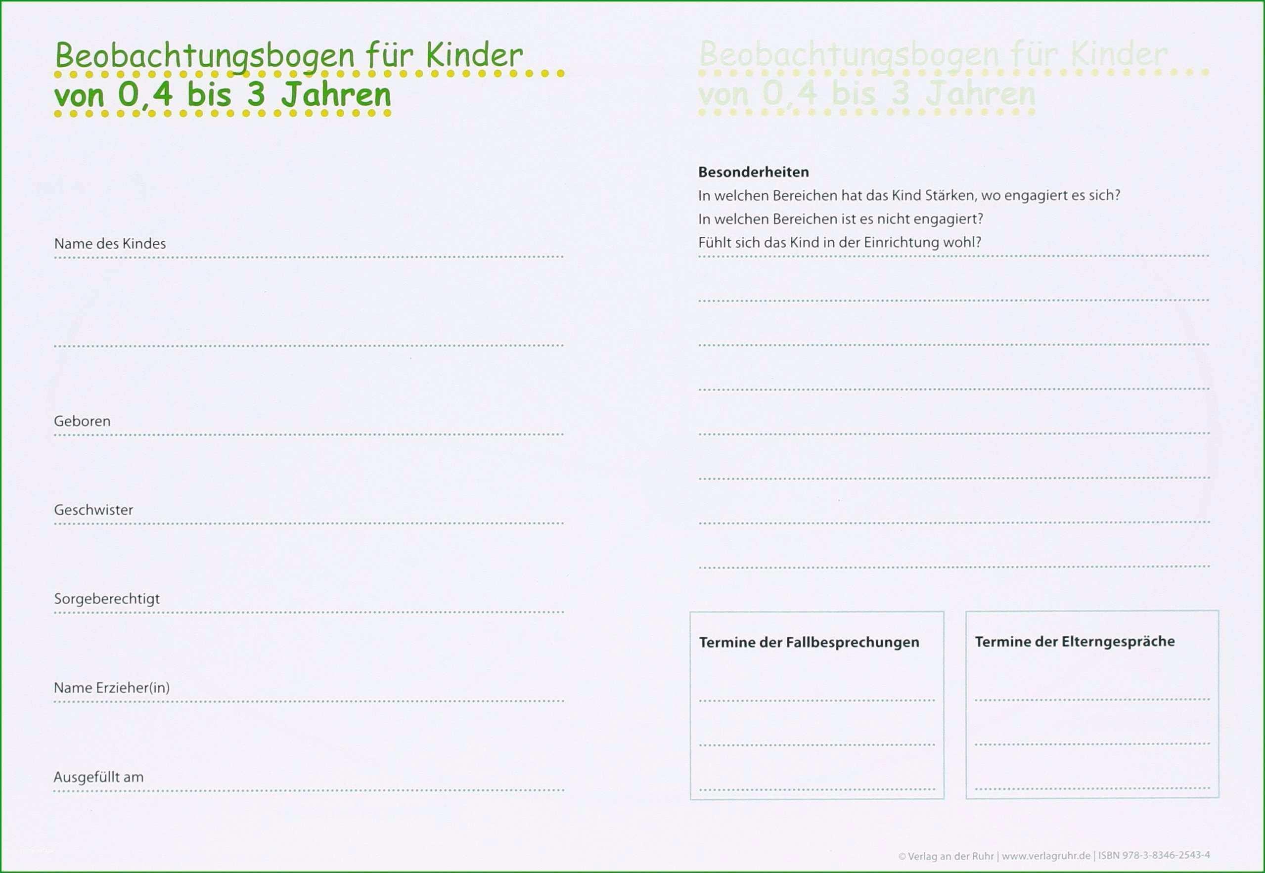 beobachtungsbogen kindergarten muster frisch beobachtungsbogen krippe vorlage der beste charmant krippe vorlagen