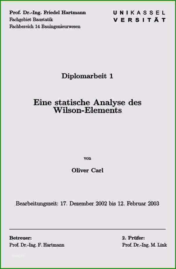 deckblatt projektarbeit muster reimbursement format 4
