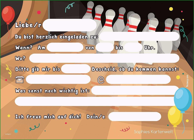 einladung bowling vorlage kostenlos 5
