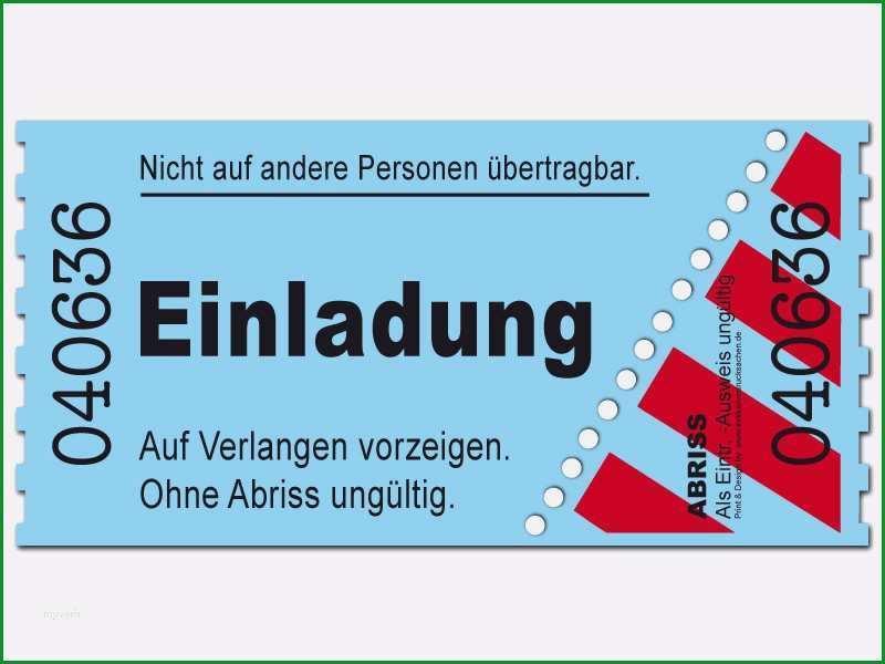 eintrittskarte vorlage kostenlos fabelhaft einladungskarten als ticket geburtstag vintage
