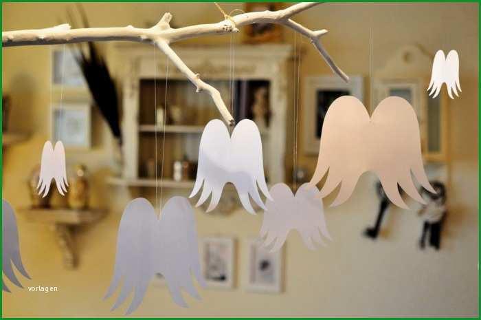 engelsfluegel basteln weihnachtssymbole und mehr