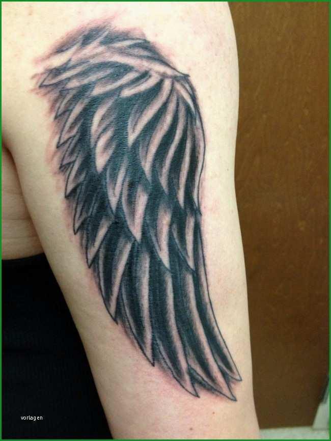 flugel tattoo