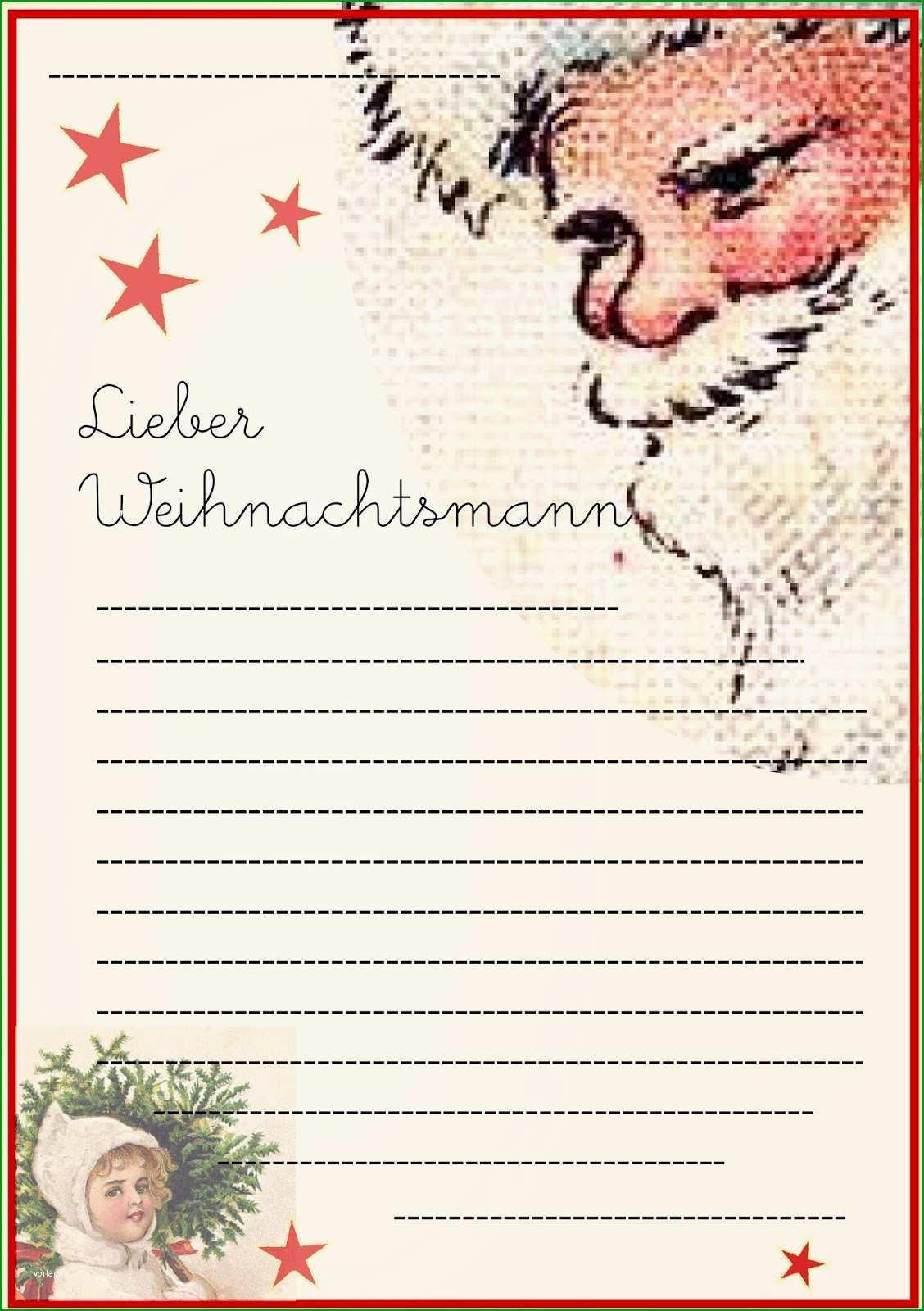 free printable letter to santa claus
