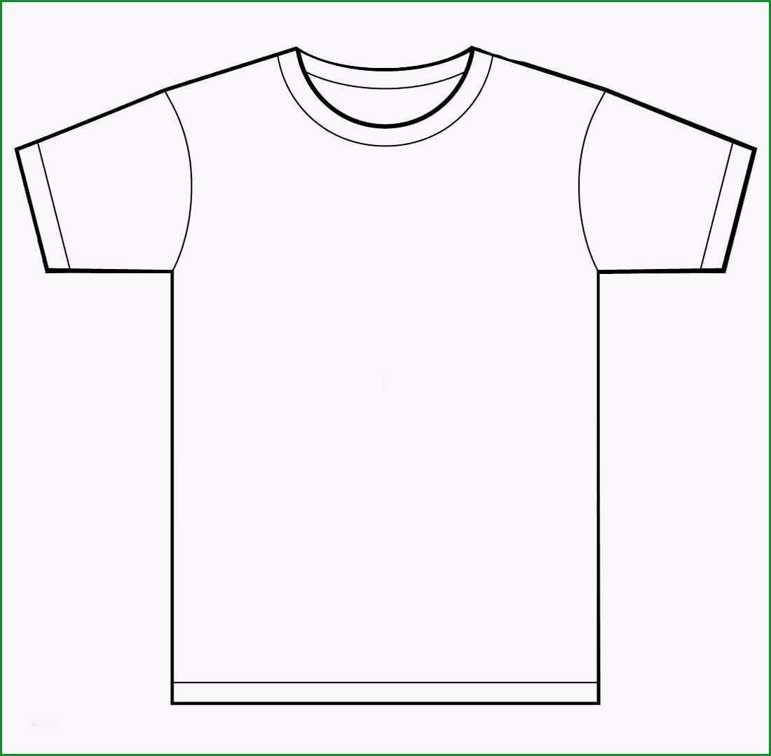 t shirt vorlage beste t shirt template for kids clipart best