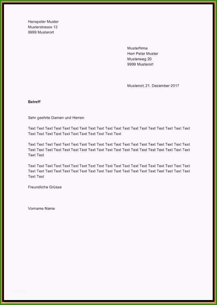 14 vorlage brief word horsepatrolbriefkopf word vorlage