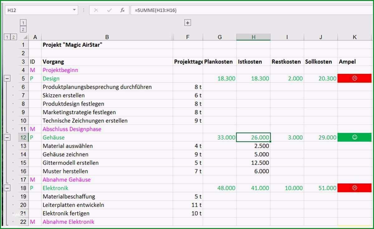 22 Einzahl Budgetplanung Excel Vorlage Für Deinen Erfolg