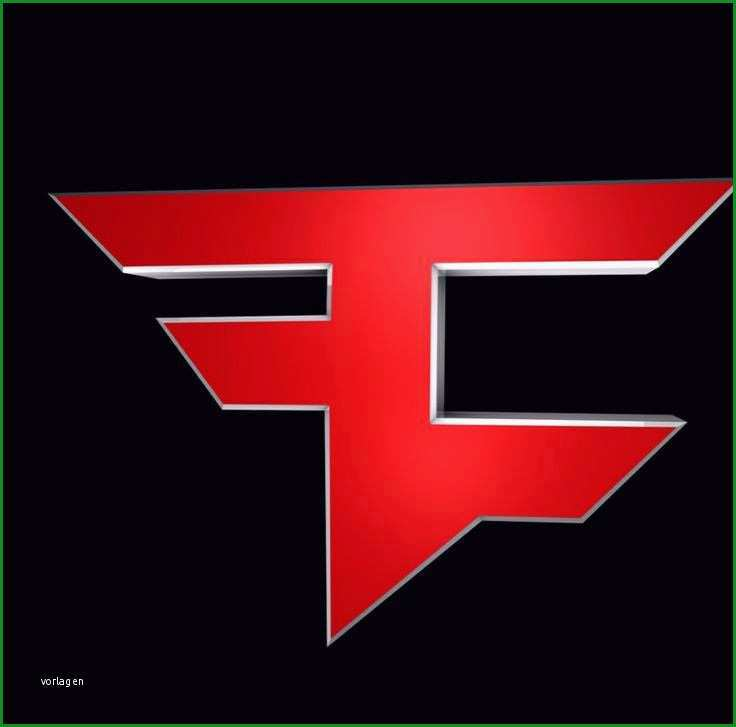 Einzahl Clan Logo Vorlage Beispiel Faze Logo Template Clan Logo