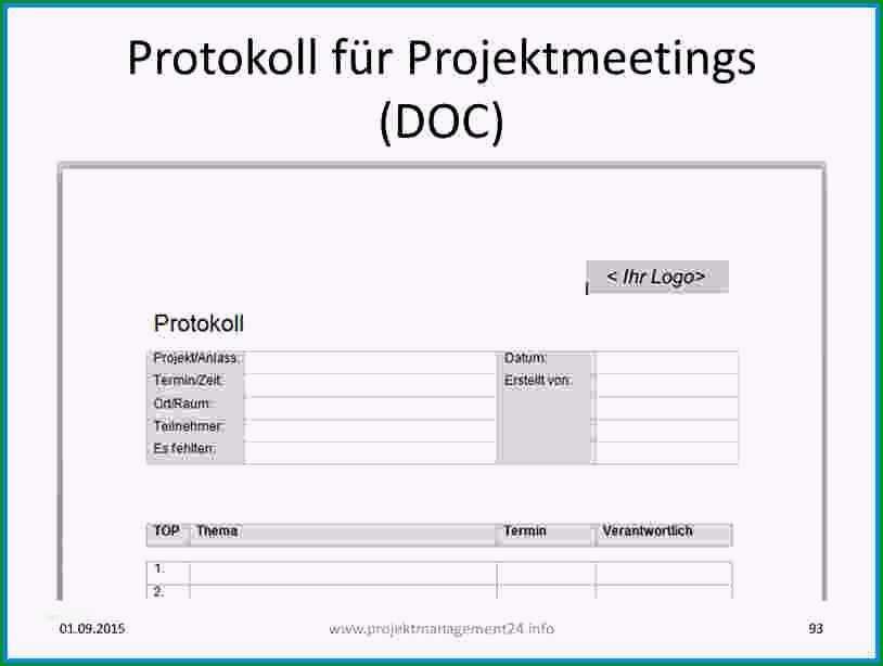 gesprachsprotokoll vorlage word erstaunlich 7 protokoll vorlage