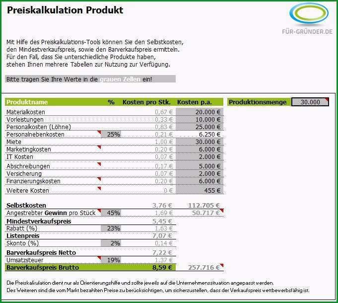 kalkulation gastronomie excel vorlage stivoll preiskalkulation so berechnen sie ihren verkaufspreis excel