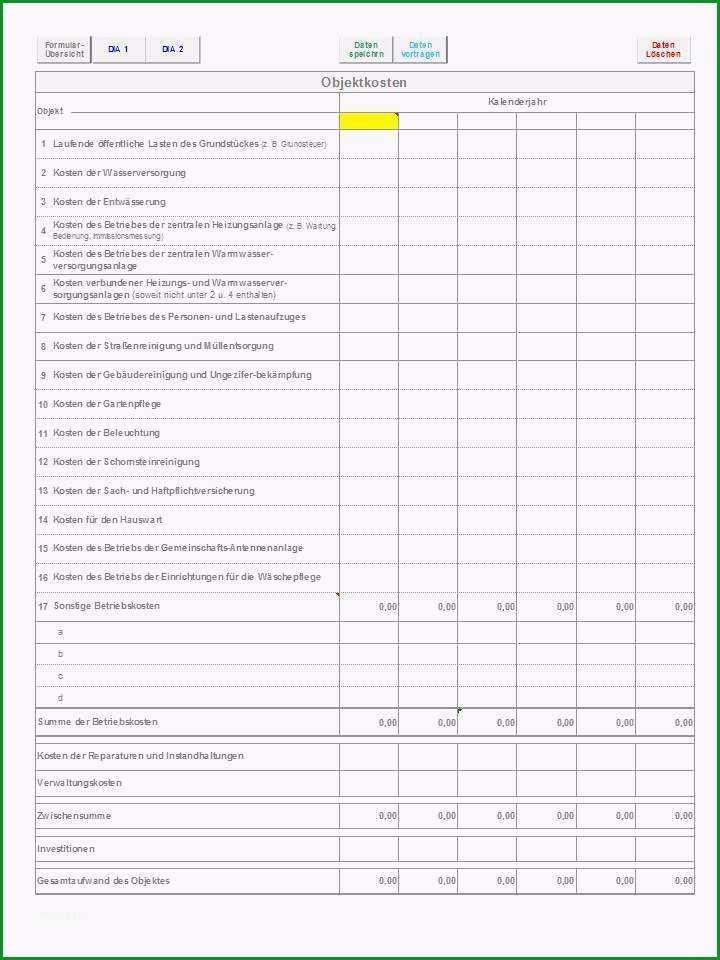 KIS Immobilien Formularpaket IMF 10