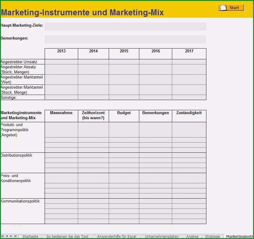online marketing konzept vorlage beste marketingplan erstellen excel vorlage zum