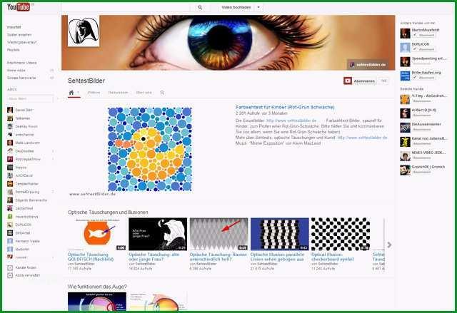 neues youtube kanal design inkl channel design vorlage