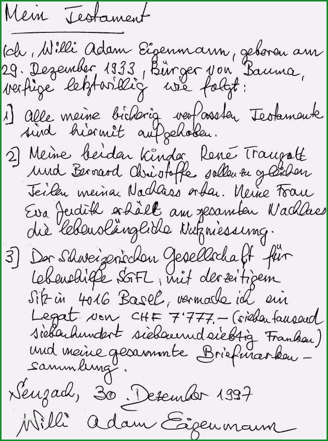 testament handschriftlich vorlage wunderbar berliner testament muster pdf