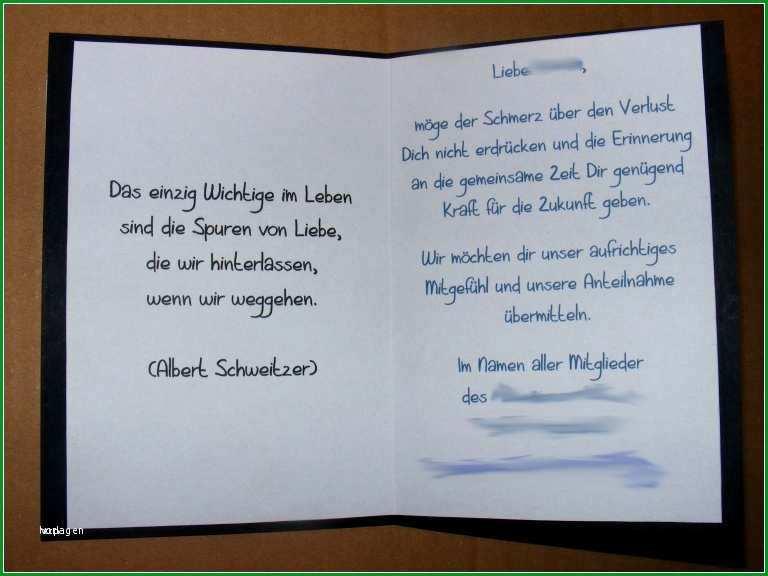 trauerkarte text vorlage bewundernswert beileidskarte schreiben muster yk11