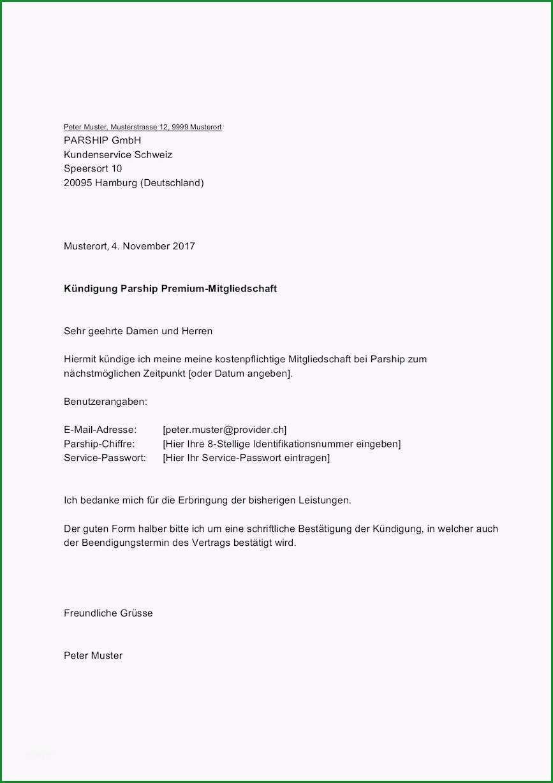 15 kundigung arbeitsvertrag mit bestatigung