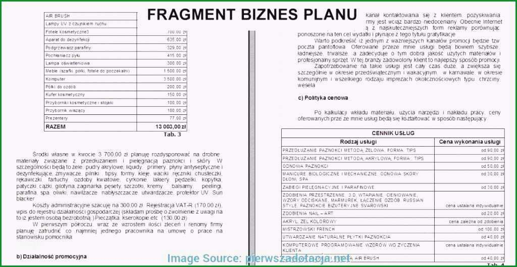 very simple business plan template