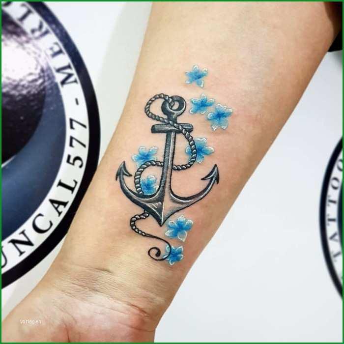 anker tattoo motive