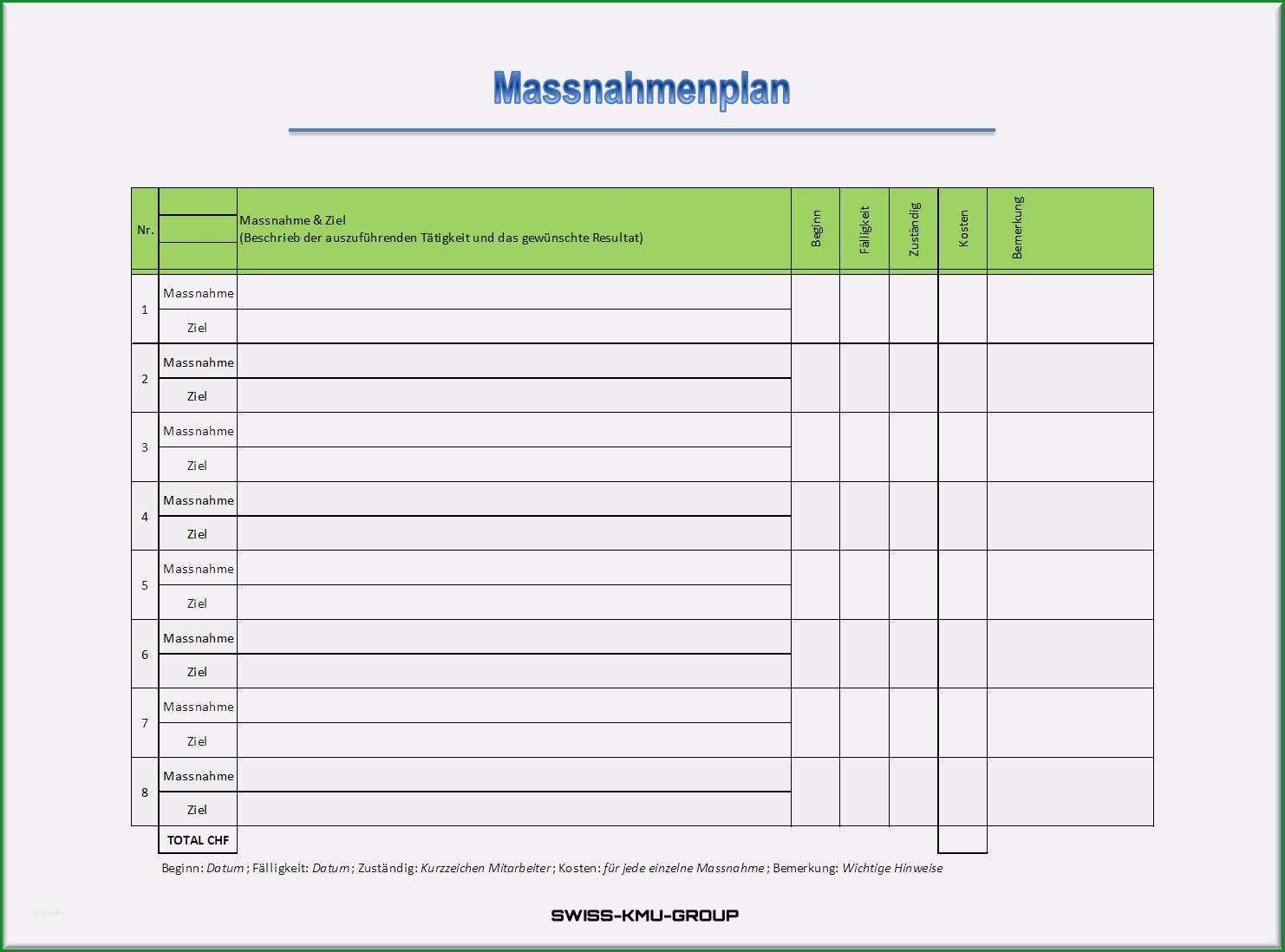 marketing masnahmenplan vorlage wunderbar businessplan online massnahmenplan beispiel 1