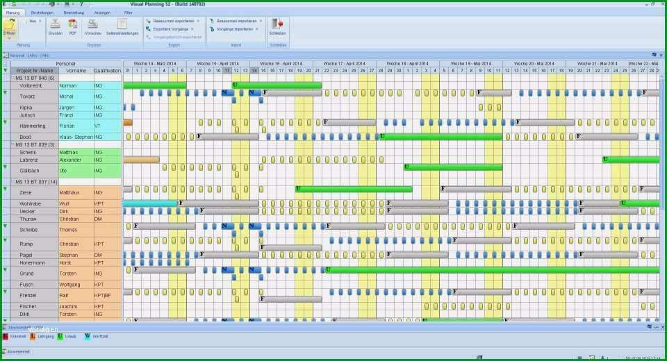15 personaleinsatzplanung excel freeware