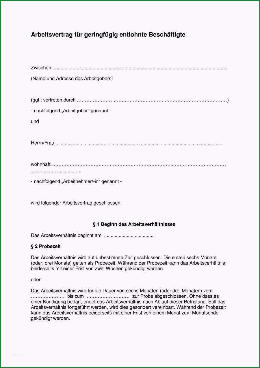 19 kundigung schreiben aushilfe