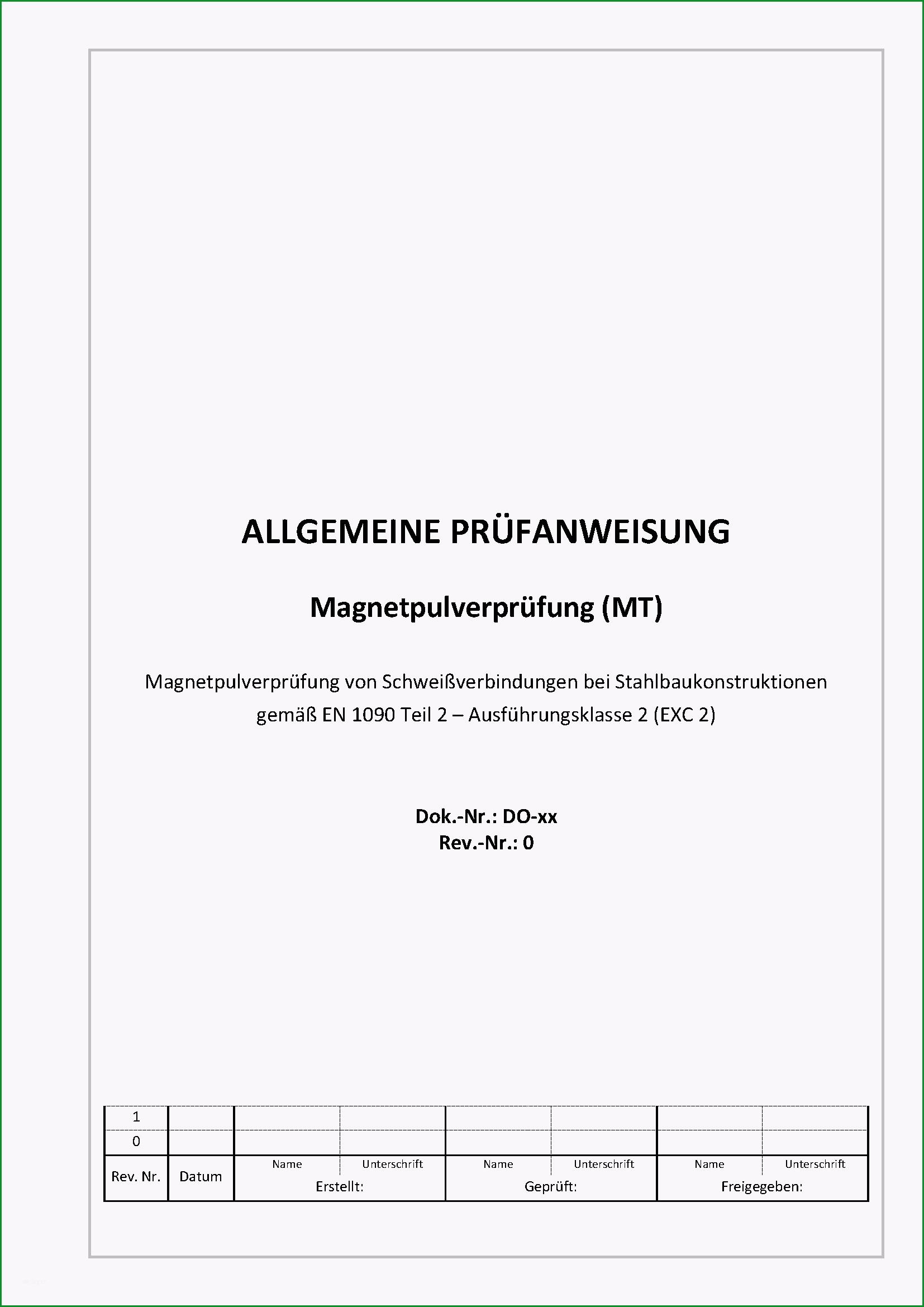 product info info=p115 allgemeine pruefanweisung magnetpulverpruefung mt von schweissverbindungen bei stahlbaukonstruktionen gem en 1090 2
