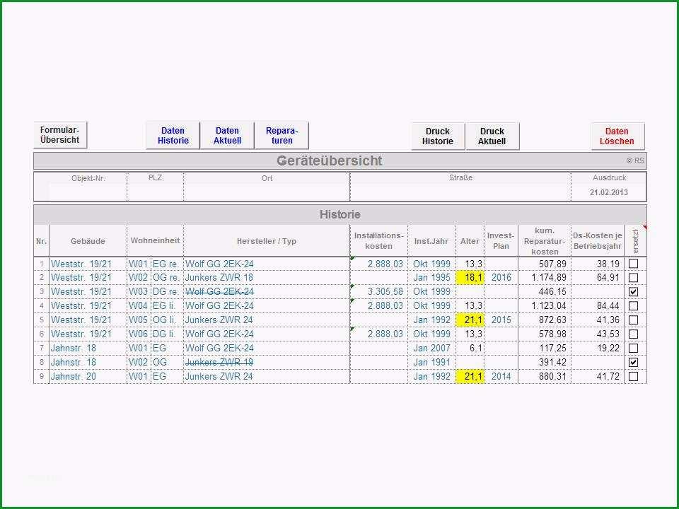 KIS Immobilien Formularpaket IMF 1 0