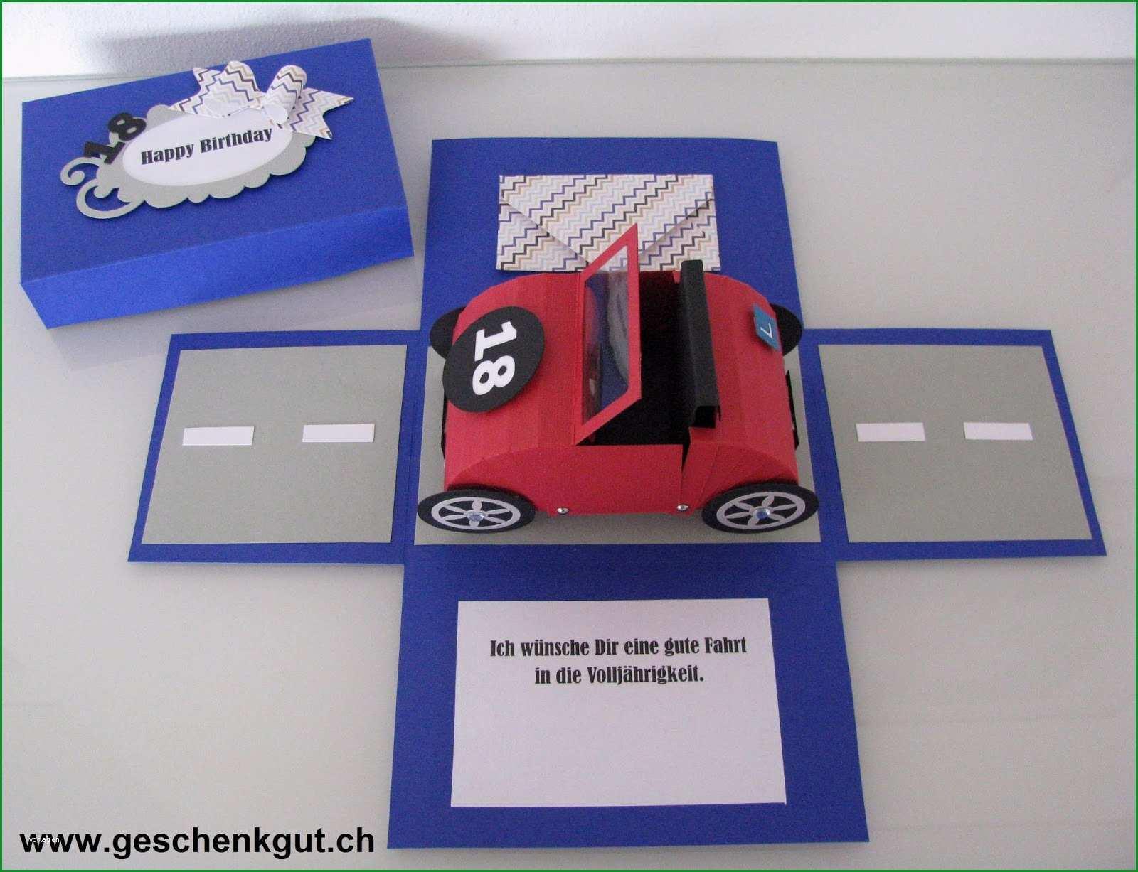 auch eine uberraschungsbox mit auto zum m=1
