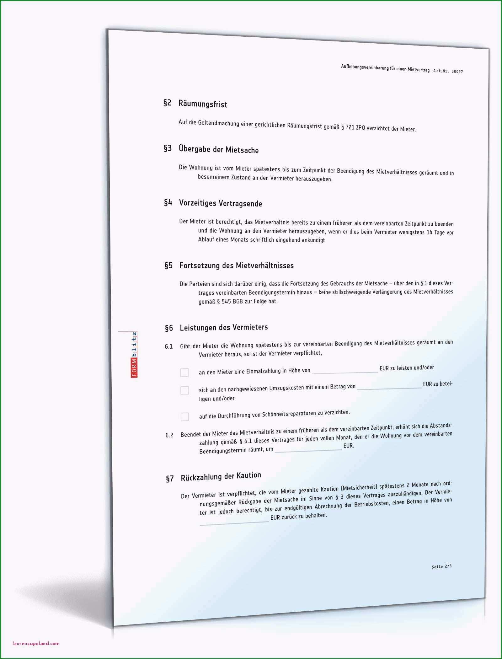 kundigung vertrag vorlage word 46 schoen sammlung expose immobilien vorlage word