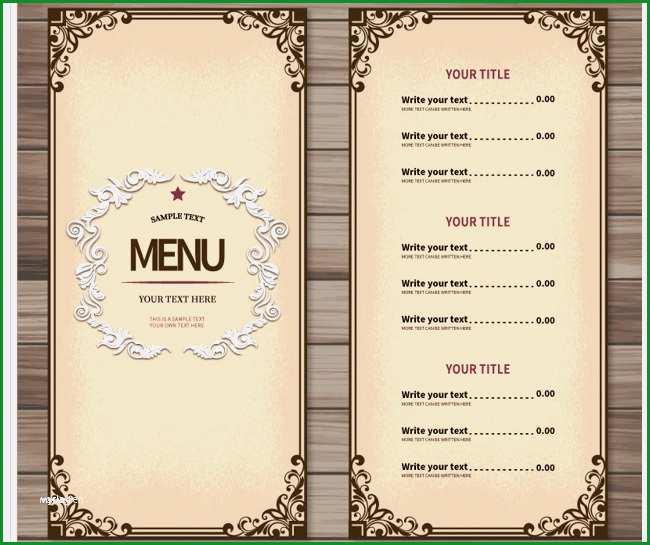 menukarten vorlagen kostenlos ausdrucken wunderbar ausergewohnliche menukarte hochzeit vorlage ld93