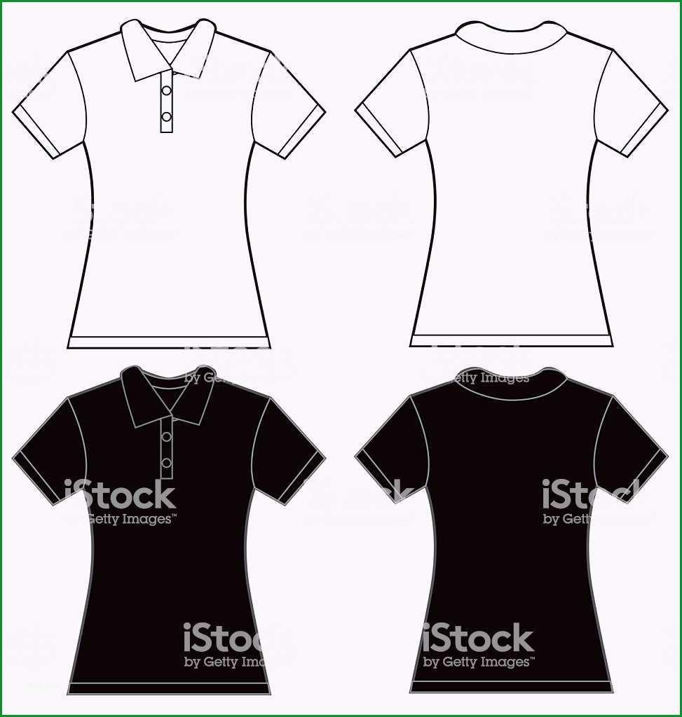 polo shirt schwarz vorlage 826