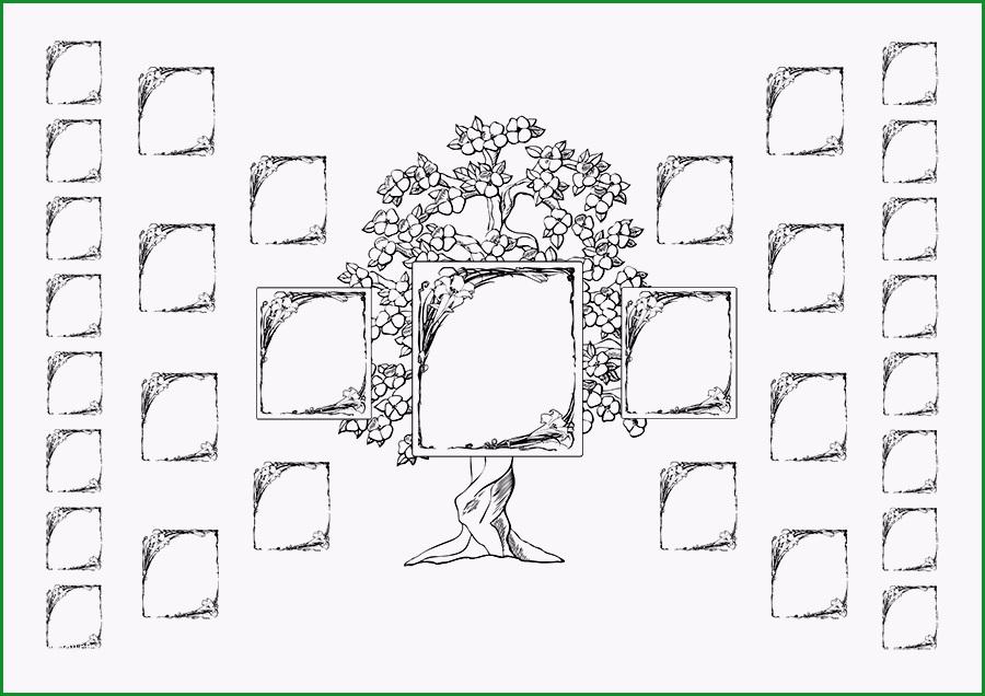 stammbaum erstellen vorlage