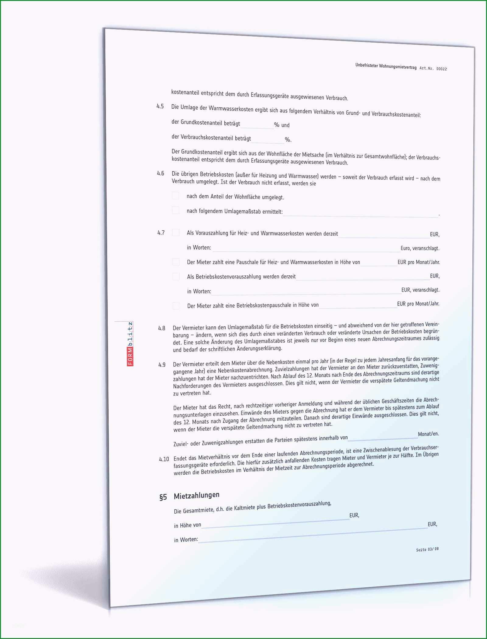 15 vorlage wohnungsanzeige