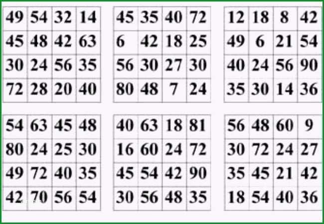 bingo spiel selber machen